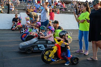 7.27.19 Kids Trike Races