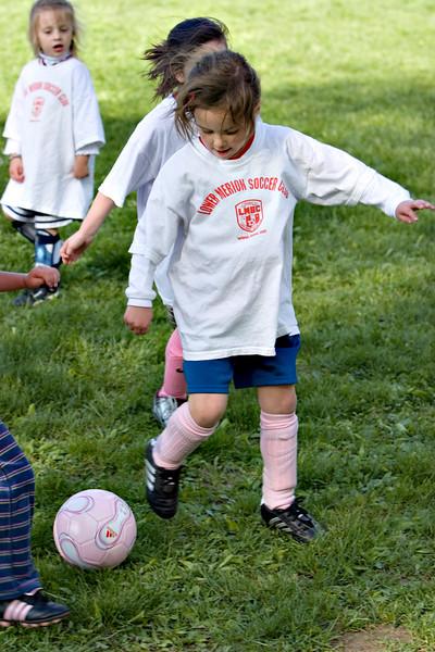 Olivia's Soccer Game