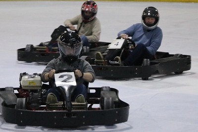 Ice Karting 18JAN