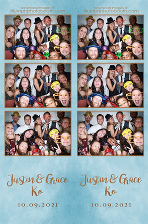 10/9/21 - Justin & Grace Wedding