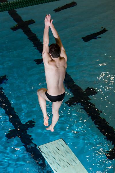 CSU Diving Shoot