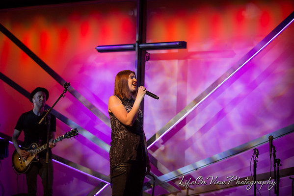 Kim Walker Smith concert