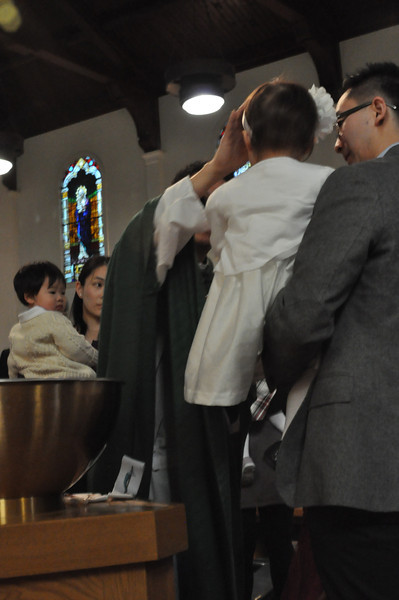 Baby Baptism 2013/01/27
