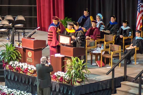 2013 05 04 Alison's Graduation at Central Michigan University
