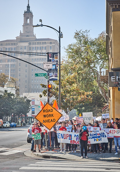 San Jose March for Education