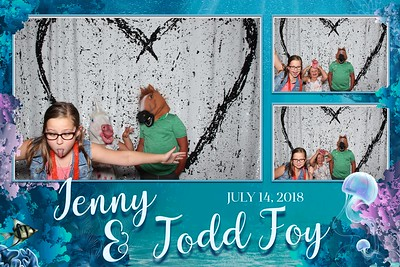 2018-07-14: International Event Center wedding photo booth in Rochester MN