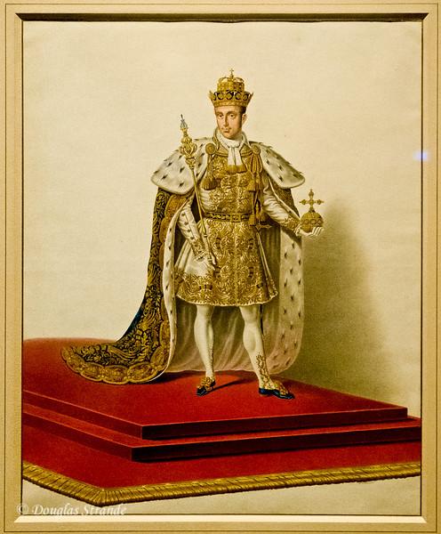 Emperor Ferdinand I of Austria, circa 1838