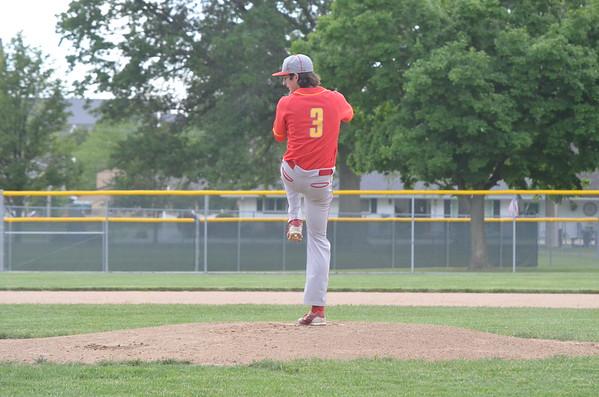 CHS Baseball vs Centralia Regional win 7-1 May 27, 2015