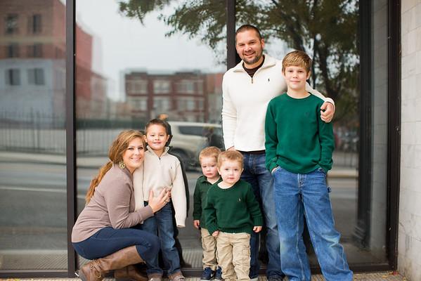 The Spetar Family: Fall 2014
