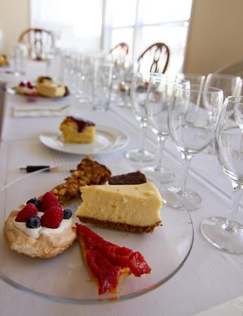2010-09-25 Wine & Dessert Pairing