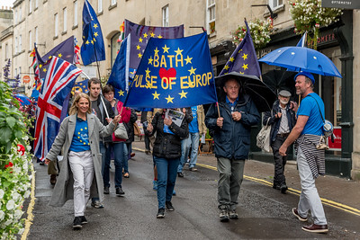 Pulse of Europe - Bath, September 2017