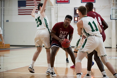 1/22/20: Boys' Varsity Basketball v Berkshire
