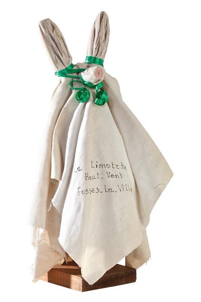 Bébé limodje ou bébé Limotche provenant de Haut-Vent à Fosses-la-ville, 1979.