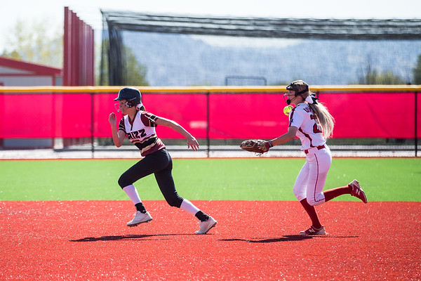 Softball: Uintah vs Logan - Playoffs