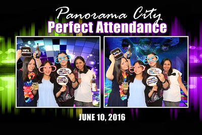 Panorama City Perfect Attendance