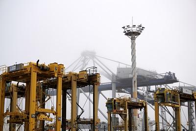15-07  docks in the mist