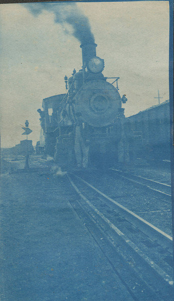Train and Unknown man.jpg