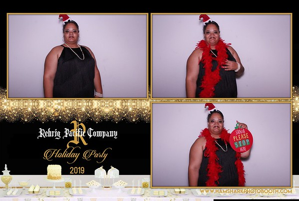 Rehrig Holiday Party 2019