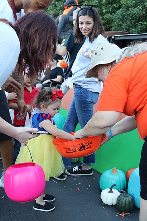 Fall Festival and Trunk or Treat 2018