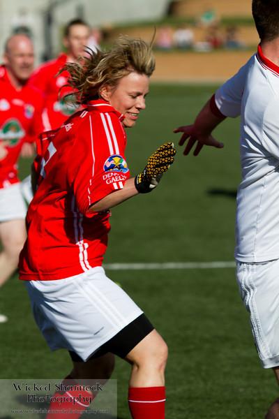 April 9, 2011 - Gaelic Football at Infinity Park