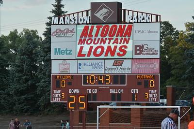 2015 PHS vs Altoona