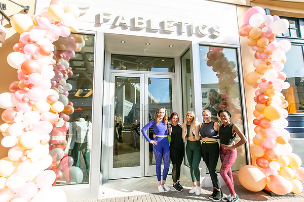 Fabletics Grand Opening 10.19.19
