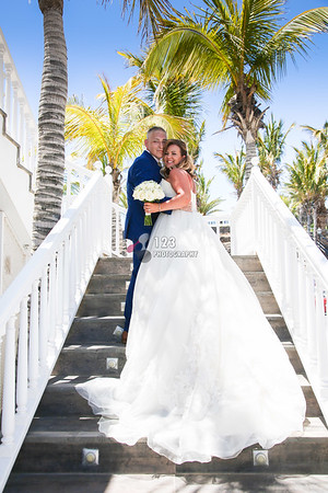 Lydia and Mark's wedding photography Amura Lanzarote