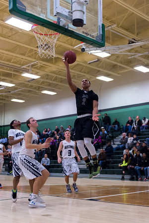 Varsity Basketball - Atholton vs Marriots Ridge - 12/4/15