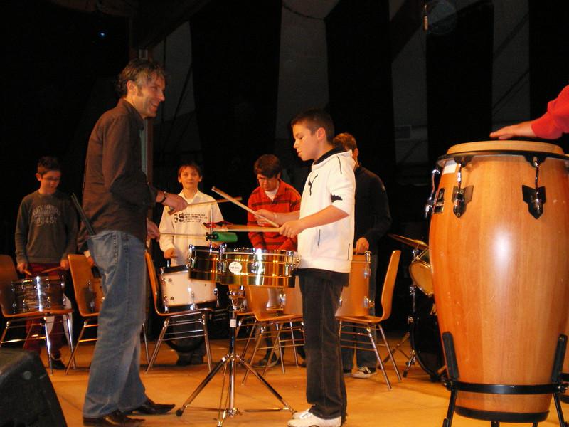 Fête de l'APM 2008