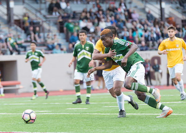 Timbers U23 vs. Southern Oregon Starphire - May 10th, 2017