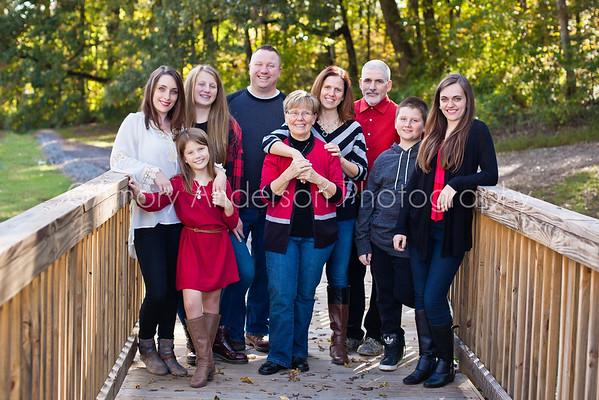 Sabins/Cochran Family