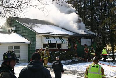 Ridgewood Terrace Fire - March 3, 2009
