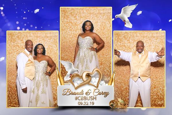 McGhee-Bush Wedding