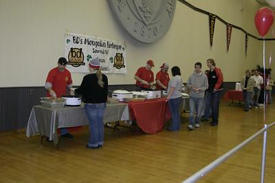 Beat Michigan BBQ 2006