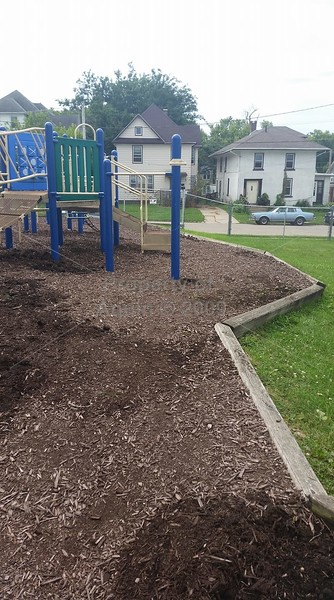 st. joe's playground clean-up . 8.15 and 8.19.19