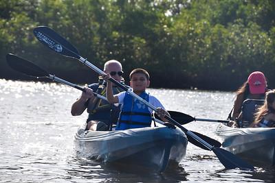 9AM Mangrove Tunnel Kayak Tour - Murray