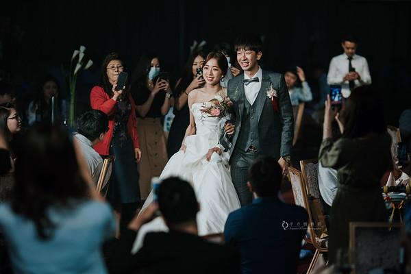 Nicole & Jess  | 凱達大飯店|宴會廳 | Caesar Metro Taipei | 婚禮紀錄