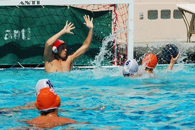 Ventura County Premier vs L.A. Water Polo II 18U Boys 3/9/08. Final score 11 to 10. VCP vs LAWPC