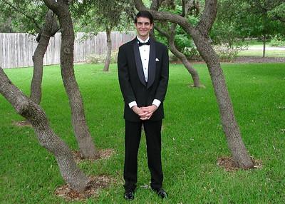 Year 2001 Levi Prom