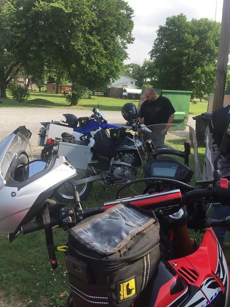 Arkansas Dual Sport Trip 2018
