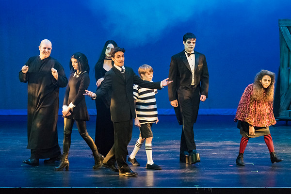 Academy at the Lakes Presents The Addams Family, March 16, 2019