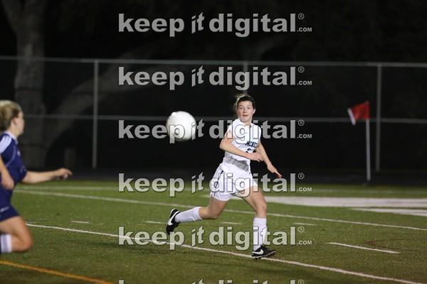 McNeil vs Hendrick GIrls Soccer 01_30_16