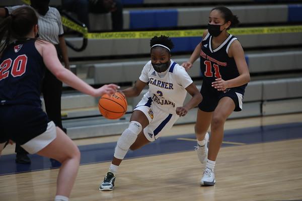 Garner Girls Basketball 2021