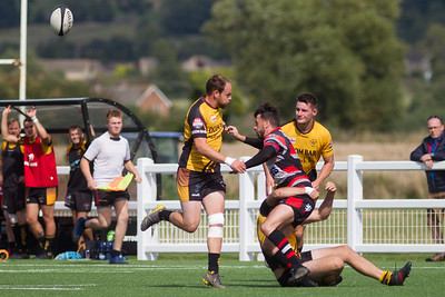 Cheltenham Rugby V Wadebridge Camels - 7th September 2019