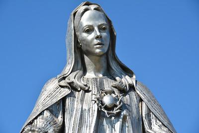 Our Lady of Peace Shrine, Santa Clara, California 🔒