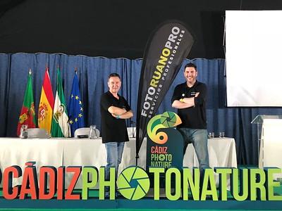 Congreso Cádiz PhotoNature 2018