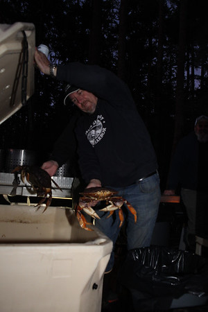 Coupeville Boosters crab feed 2018