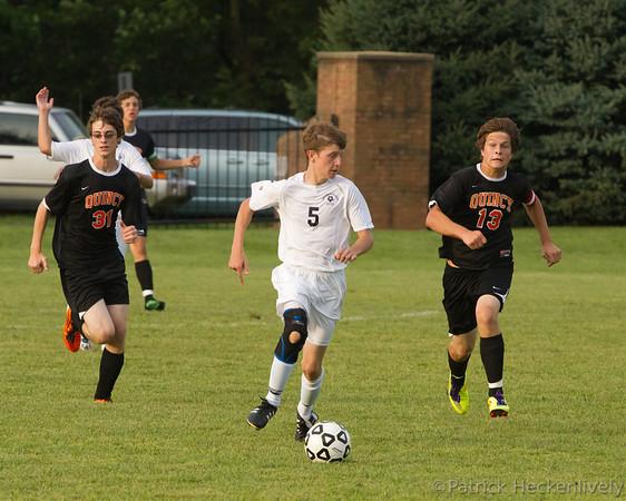 2011-08-24 Boy's Varsity Soccer