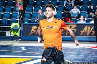 Semifinals - 2020 Southern Scuffle - 1/2/20