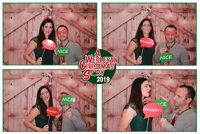 12.19.19 Wesleyan Alumni Christmas Party (K)